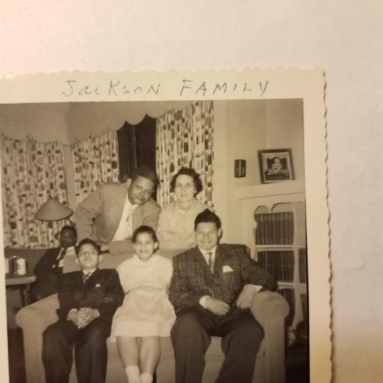 The Jackson Family, 1958
